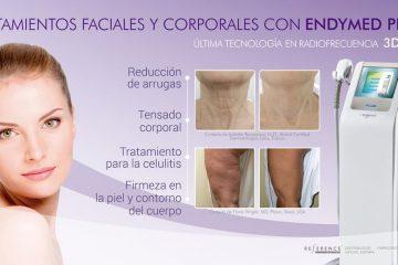 Radiofrecuencia EndyMed+ tratamiento rejuvenecedor