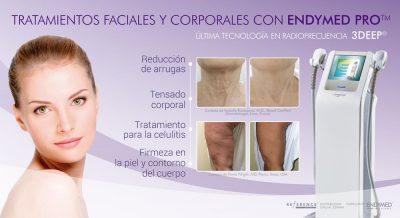 Tratamiento ENDYMED en Teruel
