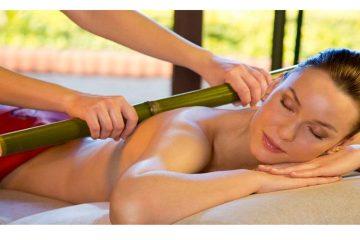 Tratamiento descontracturante nuca-espalda
