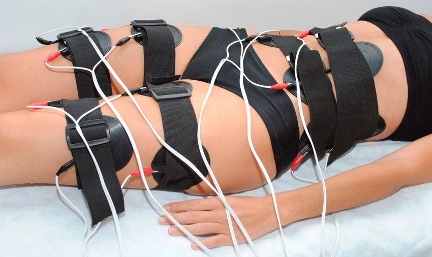 Tratamiento Electroestimulacion en Teruel