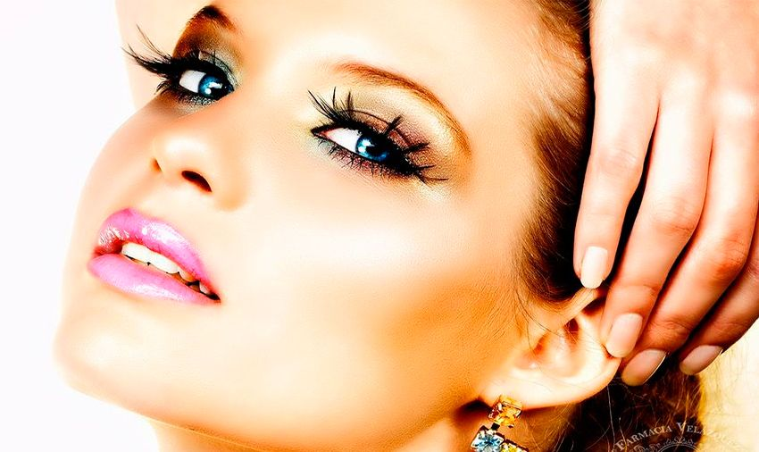 Maquillaje de fiesta en Teruel