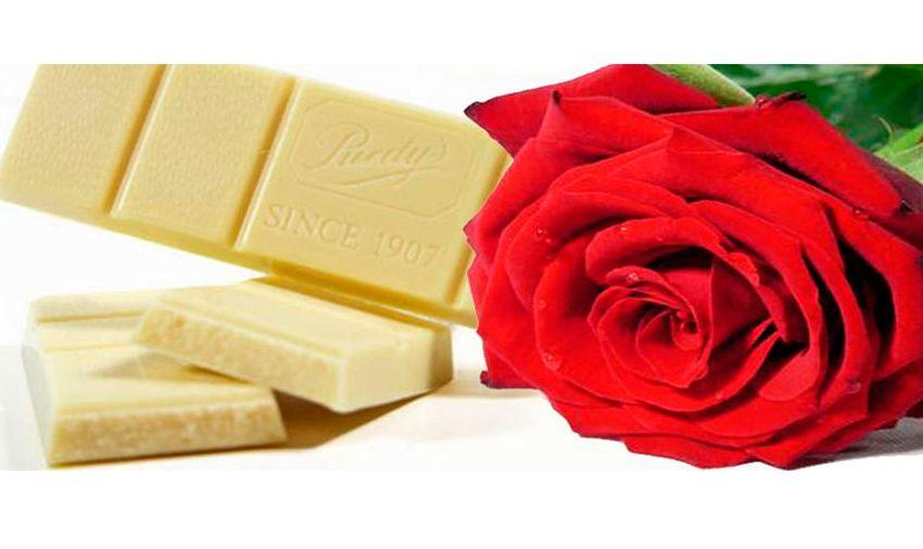 Tratamiento ritual chocolate blanco-rosas en Teruel