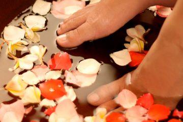 Tratamiento spa de manos y pies