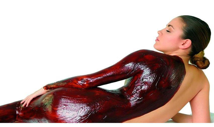 Tratamiento corporal de vinoterapia anti-oxydante con vid roja en Teruel